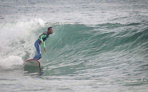 Anouar Surf au Maroc