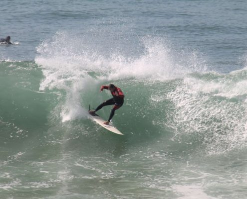 Killer point spot de surf au Maroc