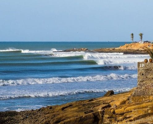 Anchor Point surf maroc