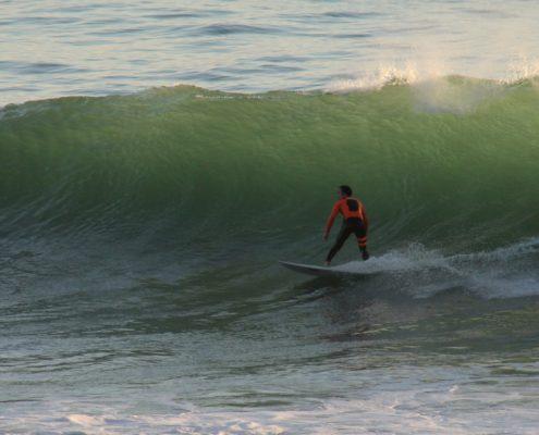 mysterie spot de surf agadir