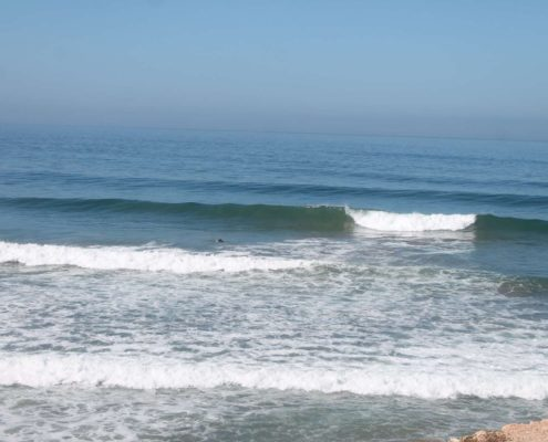 mystery surf spot taghazout