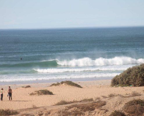 tamri spot de surf taghazout