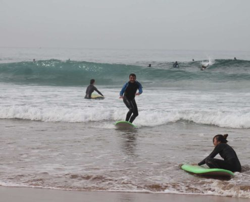 tamri spot de surf tamraght